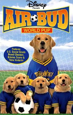 Air Bud - World Pup (VHS) Product Details Actors: Kevin Zegers, Dale Midkiff, David Glyn-Jones, Caitlin Wachs, Chilton Crane Directors: Bill Bannerman Writers: Family Movies, All Movies, Great Movies, Netflix Movies, Disney Original Movies, Disney Movies, Disney Pixar, Walt Disney, Air Bud Movies