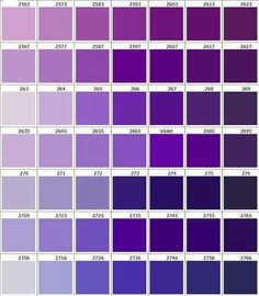 Image result for 50 shades of purple