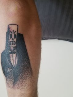 #grim fandango #game #tattoo