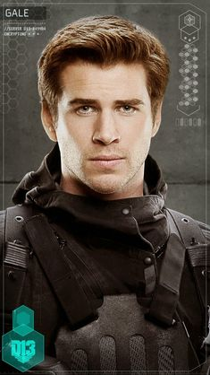 Character Portraits found in District 13 schematic: Gale Hawthorne