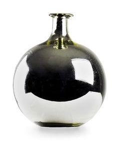 Poseidon Round Vase - Mercury