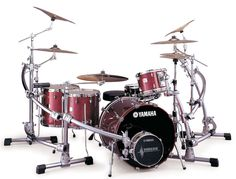 Yamaha Absolute Maple drumset