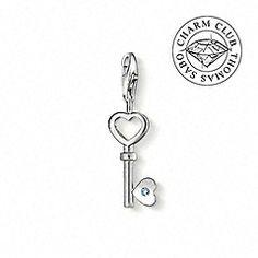 i love keys and hearts