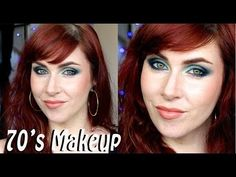 ▶ Iconic 1970's Makeup Look; Debbie Harry Inspired Tutorial! - YouTube I think I can do this eye look with Avon and Wet n Wild.