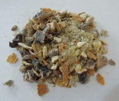 Loose Incense blend - Citrus, made using Lemon Peel, Calamus Root, Juniper Berries and Frankincense.