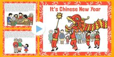 * NEW * Its Chinese New Year Story PowerPoint