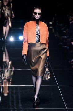 Défile Gucci Prêt-à-porter Automne-hiver 2013-2014