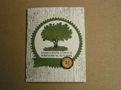 Stampin' Kat: Look Up to Father