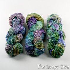 Malabrigo Yarn  via The Loopy Ewe