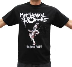 My-Chemical-Romance-Punk-Rock-Band-Embroidered-Graphic-T-Shirts