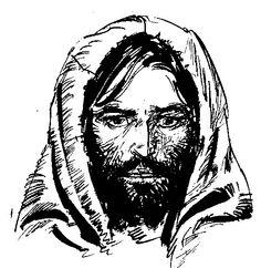 Christelijke clipart. Jezus. http://clipart.gedichtensite.nl/