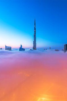 """"""" Colors of Fog © """""""