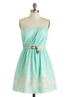 Beach Boutique Dress, #ModCloth