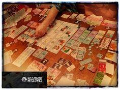 Epicka długa i ciężką rozgrywka w Food Chain Magnate!! Rewelacyjna gra!! #foodchainmagnate #splotterspellen #boardgames #gryplanszowe #tabletopgames #planszówki #planszowki