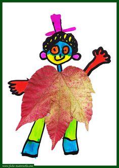 Thème de l'automne à la maternelle