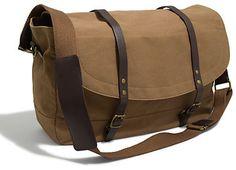 Factory Carson messenger bag