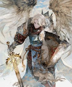 Fantasy Character Design, Character Design Inspiration, Character Concept, Character Art, Armor Concept, Concept Art, Knight Art, Dragon Knight, Ange Demon