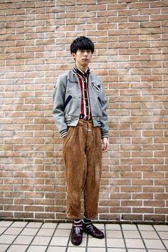 【STREET SNAP】貞廣 亮太 | KESHIKI classic | ストリートスナップ | 原宿(東京)|