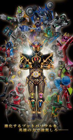 Kamen Rider Gaim, Kamen Rider Series, Hero Time, Billy The Kids, Anime Cat, I Love Anime, Power Rangers, Raiders, Game Art