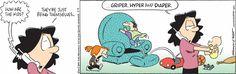 Baby Blues Comic, Wren, Peanuts, Funny Things, Cartoons, Comic Books, Manga, Comics, Humor