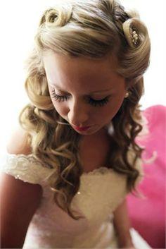 Bridal Hair - Charizma Hair- Weddings & Special Occasions