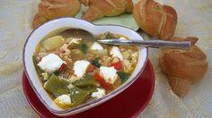 Soupe à la brousse façon Corse