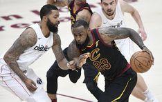 Blog Esportivo do Suíço:  Cavaliers decepcionam na volta do All-Star e perdem em casa para os Wizards