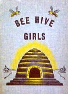 """Every Girl should """"Beehive""""! http://beeskepcottage.blogspot.com/2010/12/every-girl-should-beehive.html"""