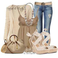 Casual #summer fashion.  #women's fashion. #style