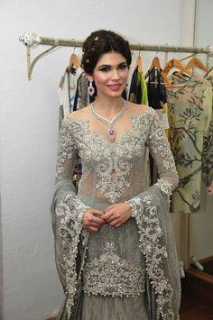 Elan Bridal Wear Wedding Dress Collection 2014 BY Khadijah Shah 1