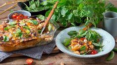 Enkelt, mettende og godt; en grateng er perfekt hverdagsmat. Dette er en god oppskrift på grateng som vil falle i smak for de fleste, både store og små. Pastagratengen med kjøttdeig passer ypperlig når det er mange rundt middagsbordet.