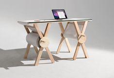 Analog Memory Desk | Off Some Design