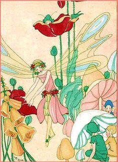 fairies illustration 2