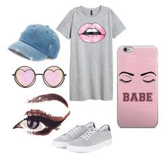 """Untitled #33"" by dariana-achim on Polyvore featuring Barbour, Mudd and Betsey Johnson"
