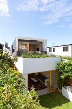 planos low cost: ¿Dentro o fuera? El patio invasor