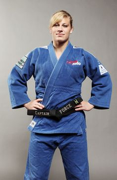 Kayla Harrison - Judo First gold medal for the USA in Judo Women kicken a**!!
