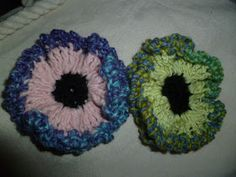 Ruffle Flower