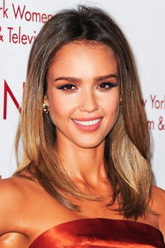 Jessica Alba's summer look is everything