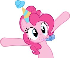 Happy Birthday To Our Beloved Party Pony Pinkie Pie!