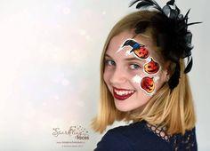 "Gefällt 165 Mal, 2 Kommentare - Svetlana Keller (@sparkling_faces_by_svetlana) auf Instagram: ""So in LOVE!!! <3 Inspired by Katerin Romero PintaCaritas Tijuana. Thank you! ......................…"""