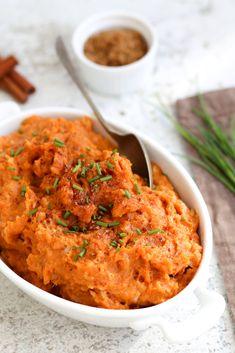 Mash on Pinterest | Mashed Sweet Potatoes, Sweet Potato Mash and Sweet ...