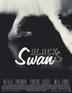 hufflies:  Black Swan » Movie Poster Remake