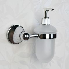 Ballard Wall-Mount Soap or Lotion Dispenser - Soap Dishes and Dispensers - Bathroom Accessories - Bathroom
