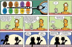 Resultado de imagen para comics garfield amor en español