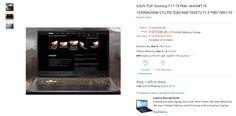 ASUS TUF Gaming F17 FX766L-AU084T Price in India
