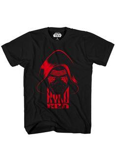c43f4e9e0f3649 Star Wars The Force Awakens  Red Ren Youth T-Shirt