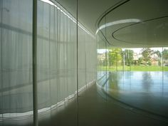 SANAA - Pavilion for the Museum of Art, Toledo, Ohio, USA (Photographer: Kazzle Dazzle/Flickr)