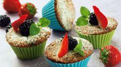 Muffins med chokolade | Ude og Hjemme