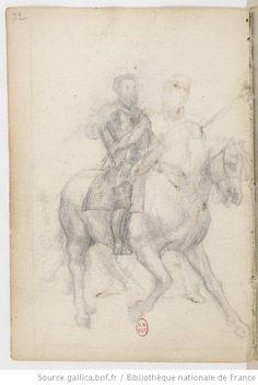 Carnet 18 : [carnet de dessins] / Edgar Degas - 74