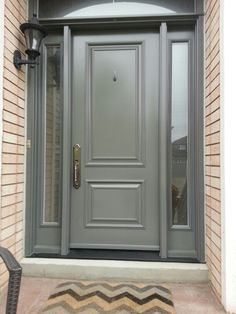 executive panel with diamond sidelites Wood Front Doors, Front Door Entrance, House Front Door, Painted Front Doors, House Entrance, Sliding Door Design, Door Gate Design, Front Door Design, Exterior Entry Doors